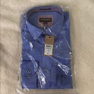 Johnston & Murphy Shirt NWT **MAKE OFFER**